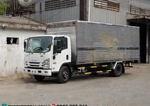 Cần bán Isuzu NQR sản xuất năm 2017, màu trắng, nhập khẩu nguyên chiếc