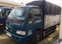 Bán xe Thaco Kia K165 tải 2 tấn 4, xe giao ngay
