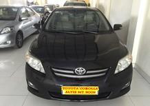 Bán Toyota Corolla Altis G năm sản xuất 2009, màu đen chính chủ