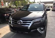 Toyota Fortuner 2.7V sản xuất năm 2018, màu đen, nhập khẩu