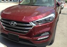[ Hyundai quận 4] bán Hyundai Tucson 2.0 full xăng màu đỏ, giá tốt nhất