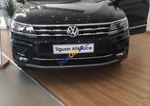 Bán xe Volkswagen Tiguan sản xuất năm 2018, màu đen, nhập khẩu nguyên chiếc