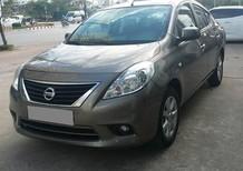 Bán ô tô Nissan Sunny 1.5AT đời 2014, màu xám