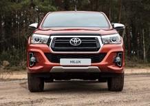 Bán Toyota Hilux 2018 đủ màu, giao xe sớm nhất, hỗ trợ trả góp, hotline 0987404316