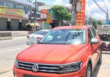 Bán xe Volkswagen Tiguan Allspace Đức nhập khẩu, còn 1 màu cam duy nhất, chỉ cần đưa trước 371 triệu bạn có thể sở hữu xe