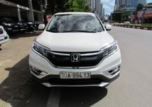 Bán Honda Crv 2016, màu trắng