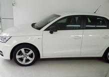 Bán xe Audi A1 Sline 2016, màu trắng, xe nhập