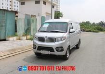 Bán xe bán tải Dongben 495kg 5 chỗ ngồi vào thành phố không cấm giờ, giá rẻ trả góp