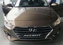 [ Hyundai Quận 4] Hyundai Accent số tự động màu vàng cát giá tốt nhất