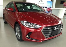 [ Hyundai quận 4] bán Elantra 1.6 số sàn màu đỏ, giá ưu đãi nhất