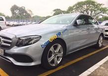 Cần bán xe Mercedes C250 Exclusive sản xuất 2017, màu xanh đen, xe cũ đã qua sử dụng