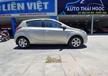 Cần bán gấp Hyundai i20 1.4AT 2012, màu bạc, nhập khẩu, giá tốt