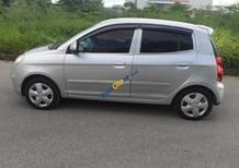 Cần bán xe Kia Morning sản xuất năm 2009, màu bạc, 140 triệu