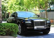 Bán ô tô Rolls-Royce Ghost Luxury đời 2011, màu đen, nhập khẩu