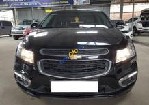 Bán Chevrolet Cruze LTZ  1.8AT sản xuất năm 2015, màu đen, giá 486tr