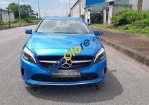 Bán ô tô Mercedes A200  1.6 AT năm 2017, màu xanh lam, xe nhập