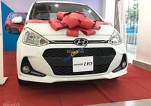 Bán Hyundai Grand i10 1.2 MT Base năm sản xuất 2018, màu trắng