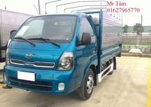 Bán K200 sản phẩm mới của kia, động cơ Hyundai D4CB kết hợp turbo tăng áp. Hỗ trợ trả góp lãi suất thấp nhất