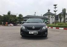 Cần bán xe Toyota Corolla Altis 2.0V đời 2010, màu đen