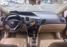 Cần bán xe Honda Civic 1.8AT 2012, màu titan