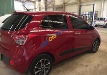 Bán Hyundai Grand i10 sản xuất năm 2017, màu đỏ