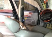 Cần bán xe Toyota Corolla Altis đời 2003, màu đen