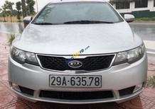 Bán Kia Forte SX 1.6 AT 2012 màu bạc, đăng ký 12/2012, một chủ tư nhân từ đầu