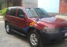 Bán Ford Escape AT 3.0 đời 2002, màu đỏ