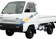 Bán ô tô Suzuki Super Carry Truck đời 2018, màu trắng,, xe mới 100%