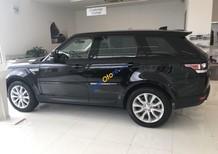 Bán LandRover Range Rover Sport HSE năm sản xuất 2017, màu đen, nhập khẩu