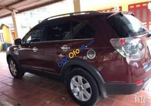 Cần bán Chevrolet Captiva sản xuất năm 2009, màu đỏ như mới