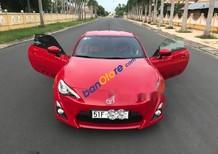 Chính chủ bán xe Toyota FT 86 sản xuất 2012, màu đỏ, nhập khẩu, xe đẹp