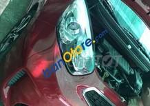Cần bán xe Kia Morning 2016, số tự động, màu đỏ