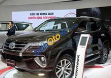 Cần bán xe Toyota Fortuner AT năm sản xuất 2018, màu nâu