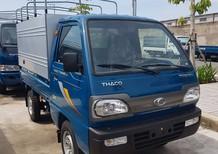 Bán Thaco TOWNER 800 năm 2018, màu xanh lam, giá tốt
