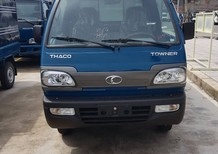 Bán ô tô Thaco Towner 800 sản xuất năm 2018, màu xanh lam