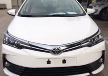 Toyota Corolla Altis 1.8G CVT 2018 khuyến mại hấp dẫn, giao xe ngay, hỗ trợ vay tới 90%