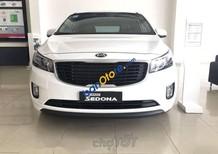 Bán Kia Sedona sản xuất 2018, màu trắng