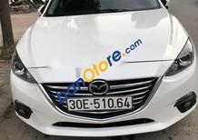 Bán ô tô Mazda 3 1.5AT năm sản xuất 2015, màu trắng, xe đi kĩ còn rất đẹp
