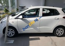 Bán xe Hyundai Grand i10 sản xuất 2018, màu trắng, xe nhập, giá tốt