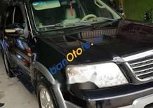 Bán Ford Escape màu đen 2006, form mới có cửa sổ mui trần