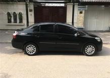 Bán Toyota Vios 1.5E đời 2011, màu đen, chính chủ, 308tr
