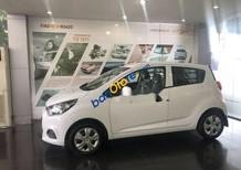 Bán xe Chevrolet Spark Duo sản xuất 2018, màu trắng giá rẻ