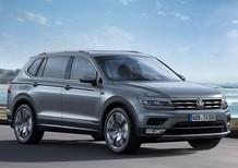 Bán xe Volkswagen Tiguan Allsapce 2018 giao ngay giá tốt nhất– hotline 0909 717 983