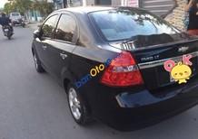 Bán Chevrolet Aveo năm 2015, màu đen, mua mới 1 chủ
