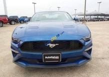 Bán Ford Mustang 2.3 Ecoboost năm 2018, màu xanh lam, nhập khẩu nguyên chiếc