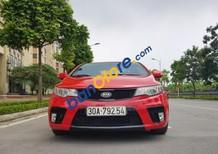 Cần bán Kia Forte Koup 1.6 AT sản xuất năm 2009, màu đỏ