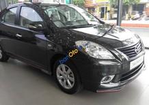 Bán ô tô Nissan Sunny XV sản xuất 2018, màu đen, giá chỉ 467 triệu