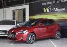 Bán nhanh Mazda 2 Hatchback 1.5AT năm 2018, màu đỏ