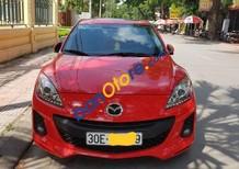 Bán xe Mazda 3 1.6 AT đời 2013, màu đỏ